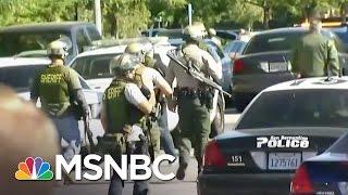 San Bernardino Deputy Weighs In On California Shooting | MSNBC