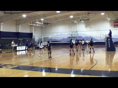 Asheville School vs. Hickory Grove Christian School Game 3