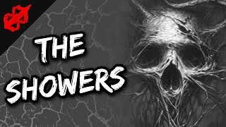 Scary Stories - Be. Scared Podcast (Episodes 8 - 12) - Be. Busta (The Showers Full Story)