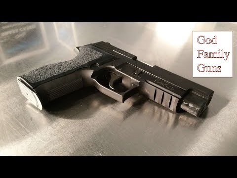 Top 10 Things You Didn't Know About the Sig P226