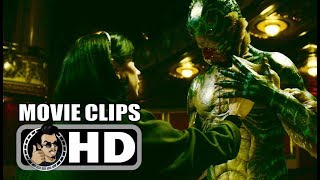 THE SHAPE OF WATER - 5 Movie Clips + Trailer (2017) Sally Hawkins, Doug Jones Sci-Fi Drama Movie HD