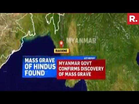 Republic TV Accesses Exclusive Details Of Hindu Bodies Found In Myanmar