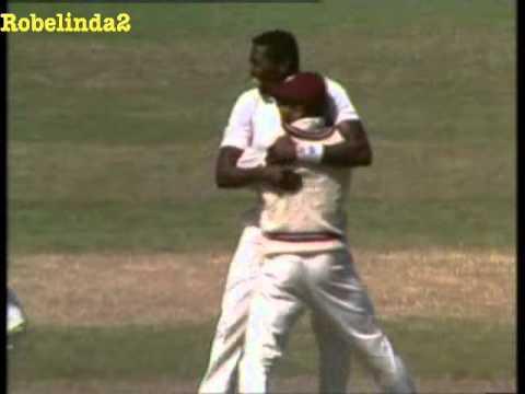 Patrick Patterson 5/39 vs Australia 1988 MCG