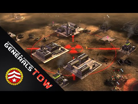 Command & Conquer Generals: Theater Of War 0.008 - Came Back