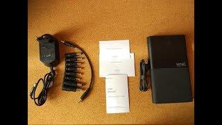 Павербанк для ноутбуков VINSIC WARRIOR P5 30000MAH