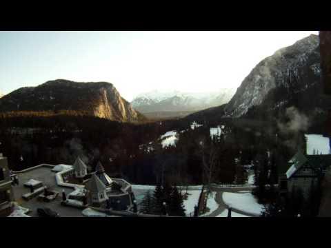 Canada Alberta Banff Springs Hotel