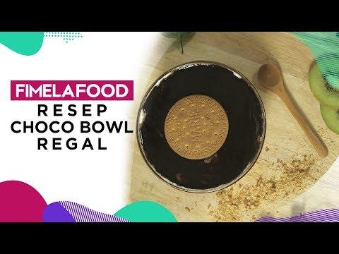 Fimela Food  Resep Buka Puasa Choco Bowl Regal