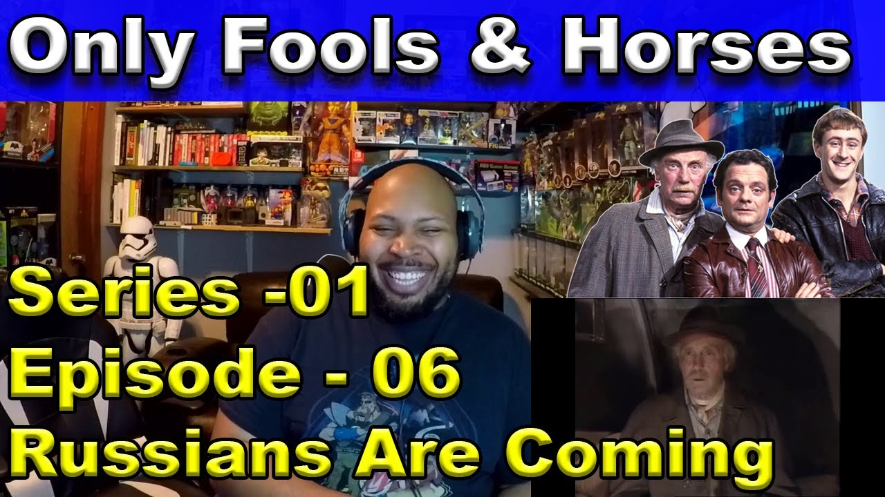 Only Fools And Horses – S01 – Ep06 – The Russians Are Coming