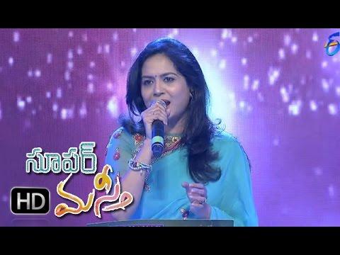Rojalo Letha Vannele Song | Sunitha Performance | Super Masti | Bhimavaram | 19th March 2017