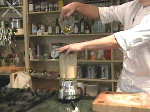 A Chef's Kitchen: Lemon Vinaigrette