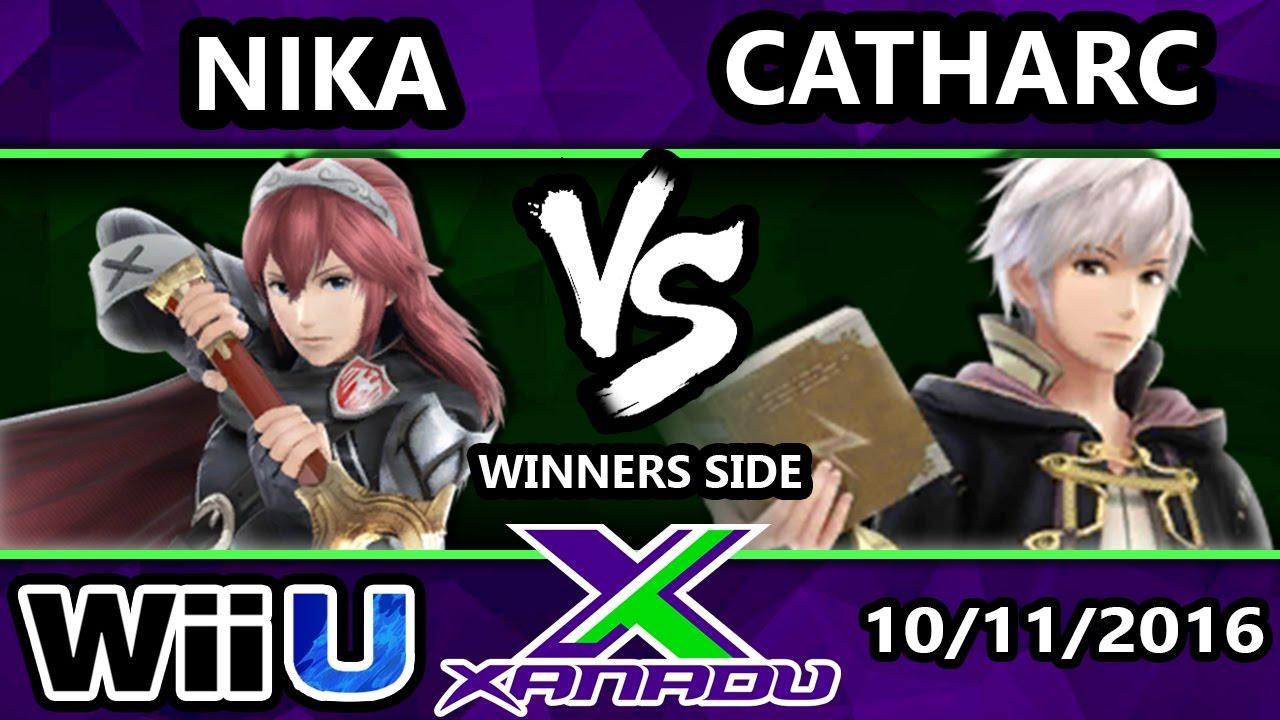 S@X 171 - Nika (Lucina) Vs. Catharc (Robin) - SSB4 ...
