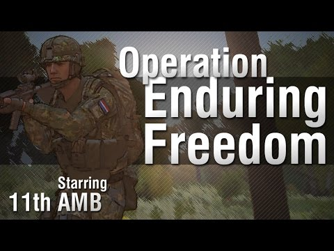 Arma 3 Machinima - Operation Enduring Freedom [English subtitles]