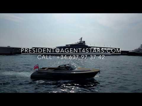 Monaco Yacht show 2017 Port and Bay JUBILEE,AQUARIOUS , ARETI,MARTHA ANN etc