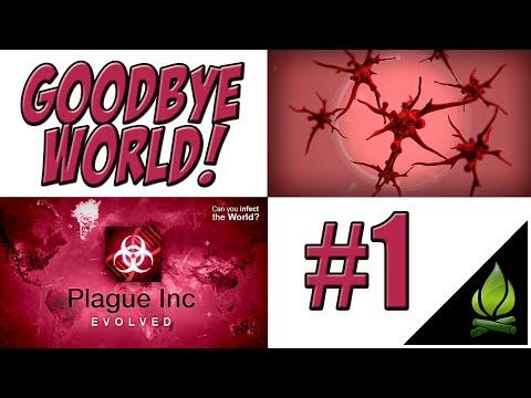 Let's Play Plague Inc. | First Ebola, Now Vixen-B | #1