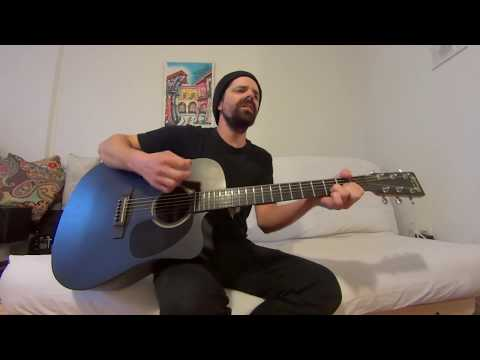 Waiting On A Song (Dan Auerbach) acoustic cover by Joel Goguen