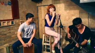 Thái Tuyết Trâm Live Call me maybe   Payphone At Bagorio