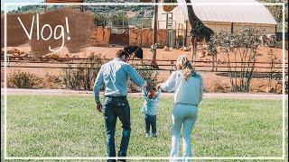 Vlog:Οργάνωση ντουλάπας - καλλυντικών & next day βάφτισης στο ζωολογικό πάρκο | Marinelli