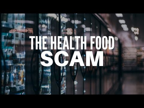 Don't Let Health Foods Fool You | How To Read A Nutrition Label