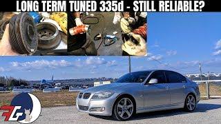 Modified BMW 335d (e90) 100K Miles Later   Gotta FIX what