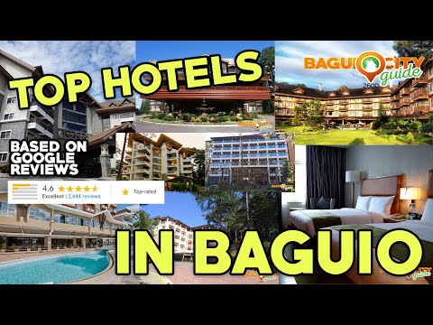 Top Hotels in Baguio 2020 | Baguio Vlog | Baguio Hotels | Where to Stay in Baguio