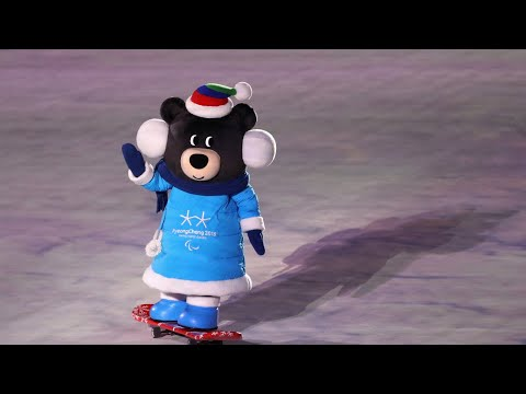 Opening Ceremony | PyeongChang2018 Paralympic Winter Games …