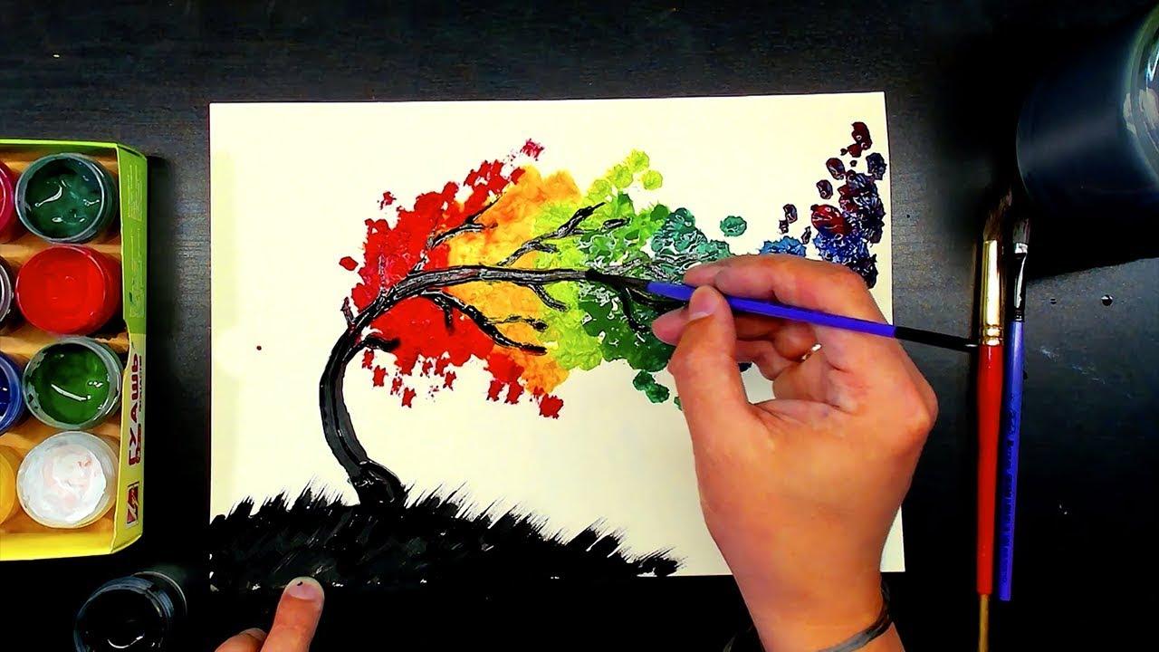 картинки какие можно нарисовать из гуаши приорин