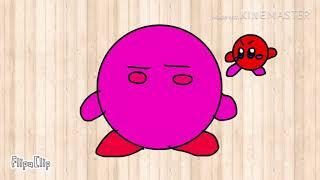 Bipolar meme - Kirby (body horror warning)