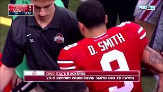 Ohio State vs Wisconsin 2014