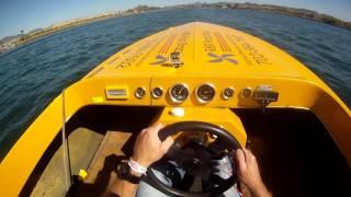 2011 parker 300 enduro boat 234 r prop shop leg 2 tim driving part 1