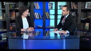 Հարցազրույց Կարլեն Ասլանյանի հետ. առաջին տիկին Աննա Հակոբյան
