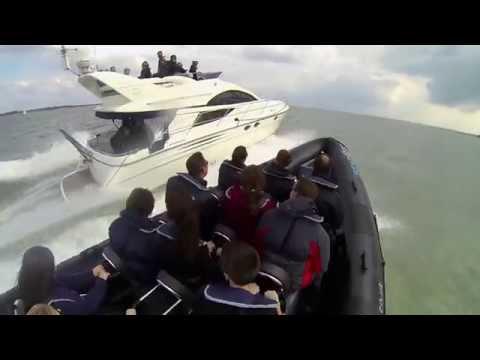 Seadgoz RIB Powerboat & Luxury Cruiser