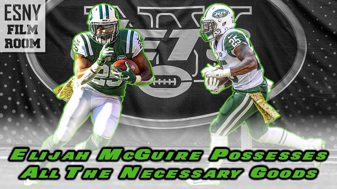 79ef788e829 New York Jets RB Elijah McGuire Possesses All The Necessary Goods (FILM  ROOM)