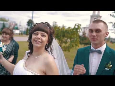 Видео: свадебный флешмоб