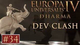 EU4 - Paradox Dev Clash - Episode 34 - Dharma