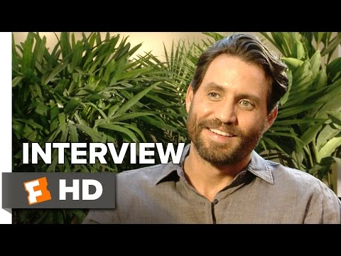 Gold Interview - Edgar Ramirez (2017) - Drama