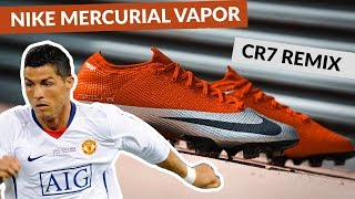 NUOVE NIKE MERCURIAL VAPOR XIII ELITE FUTURE DNA Tornano le scarpe di Cristiano Ronaldo