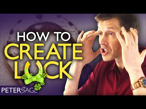 How to Create Luck - It's an Easy Skill to Learn