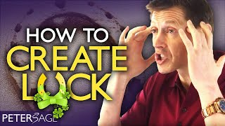 how to create luck its an easy skill to learn