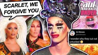 Drag Race Down Under: Blackface, Misogyny & Appropriation