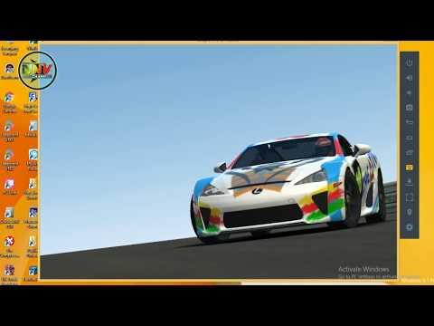 Cara Instal Game Real Racing 3 Android Menggunakan PC