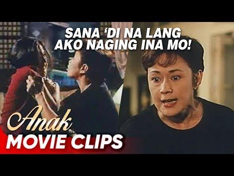Josie: 'Respetuhin mo 'ko bilang isang tao'  (7/8)   'Anak'   Movie Clips