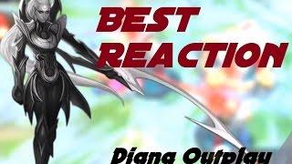 Diana Main Outplay - League Epic