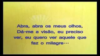Jozyanne - Abra os Meus Olhos - Karaokê/Instrumental/Play Back - Legendado/Letra