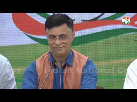 LIVE: AICC Press Briefing By Pawan Khera at Congress HQ