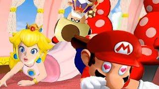 Gambar cover Super Mario Sunshine - All Cutscenes