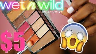 ANOTHER MODERN RENAISSANCE DUPE? WET N WILD PALETTE Rosé in the Air | VALENTINES DAY TUTORIAL