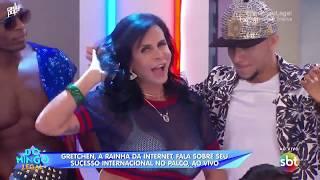 Katy Perry - Swish Swish ft Nicki Minaj (Gretchen Performance Domingo Legal - 2017)