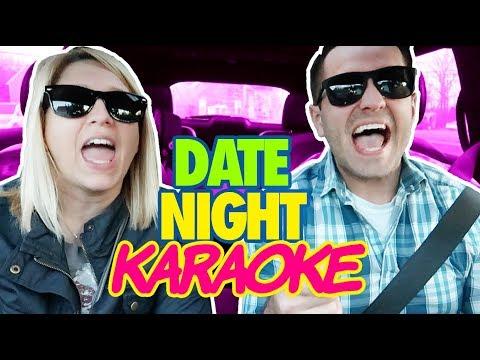 DATE NIGHT KARAOKE!! **Q&A**