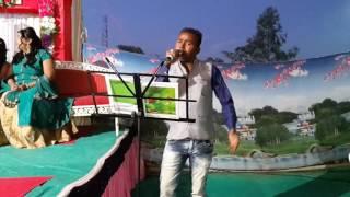 Tuj Sang Preet Lagai Sajna Karaoke Sing By Dev