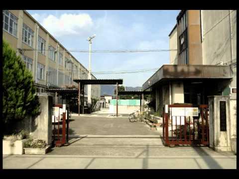 京都市左京区 葵小学校.avi - Yo...